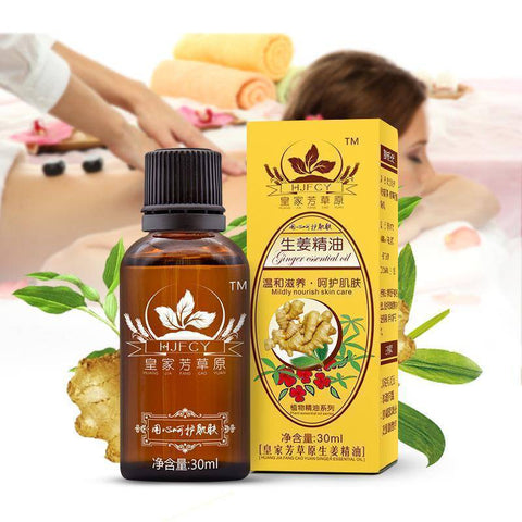 Image of Plant Therapy Lymphatic Drainage Ginger Oil natural oil Antiperspirant body care 2018 new arrval for drop shipping