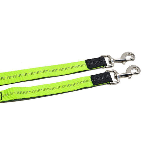 Image of Adjustable Hands Free Bungee Dog Leash
