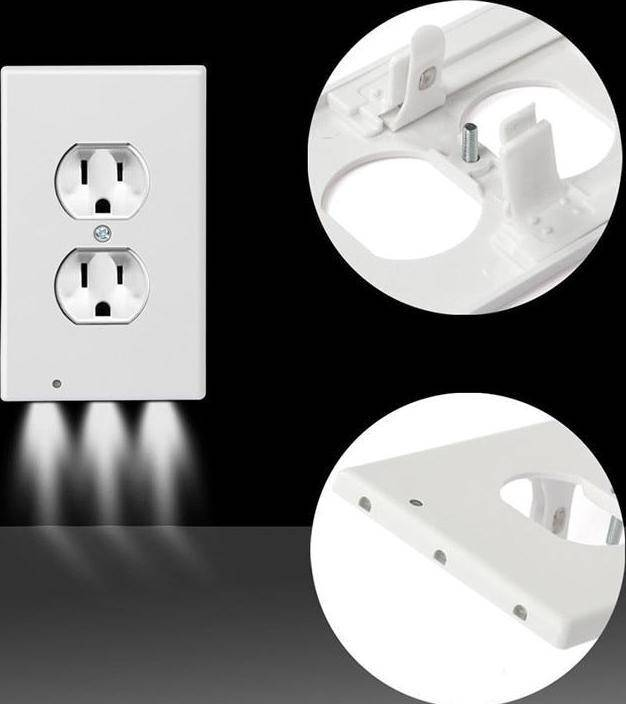 Night Light Outlet Covers