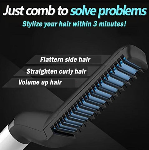 Image of Quick Hair Styler For Men
