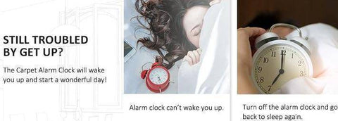 Image of Ruggie Alarm Clock