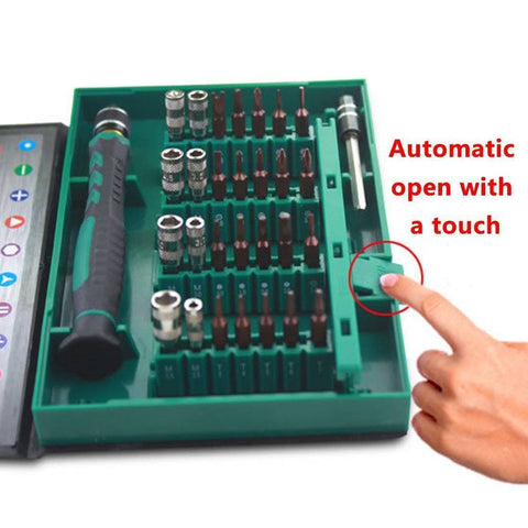 38 in 1 Precision Screwdriver Set