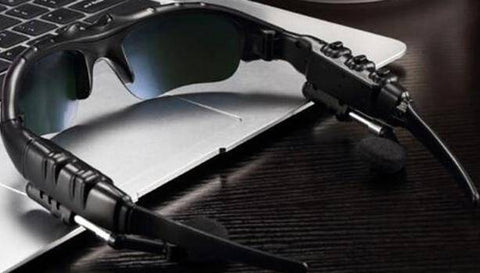Image of Wireless Bluetooth Sunglasses Headset