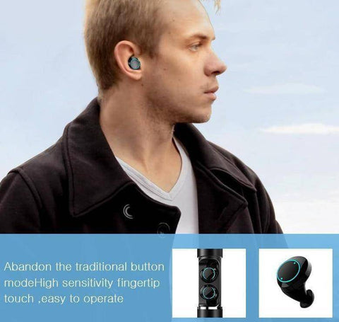 Image of True Wireless Mifa Bluetooth Earbuds