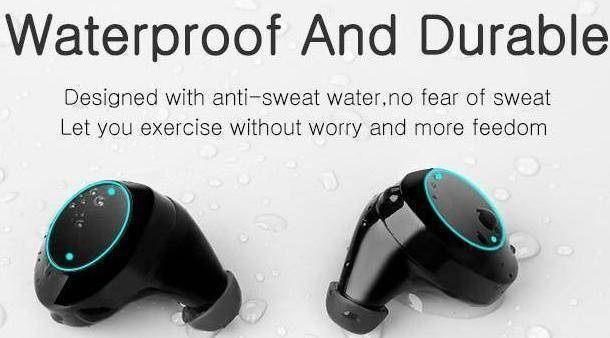 True Wireless Mifa Bluetooth Earbuds