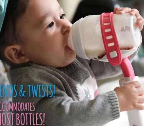 Image of Hands-Free Feeding Bottle Holder