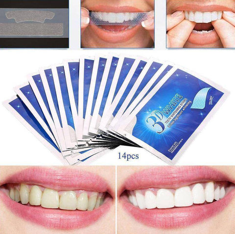 Image of Advanced Teeth Whitening Strips