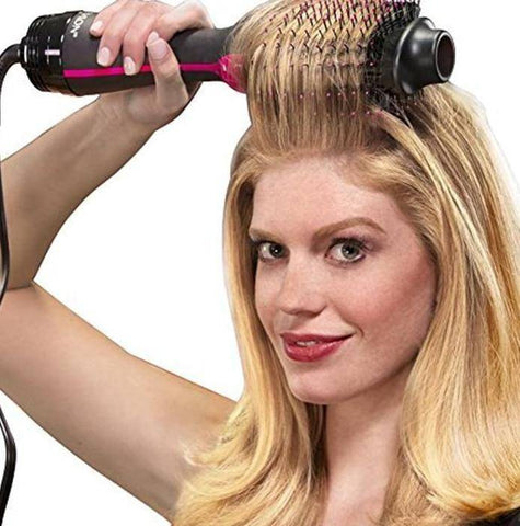 Image of One Step Hair Drying and Volumizer