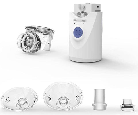 Image of Portable Ultrasonic Nebulizer