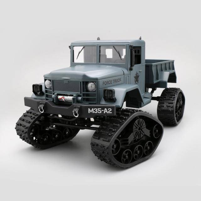 Snow Truck RC Car