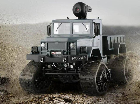 Image of Snow Truck RC Car