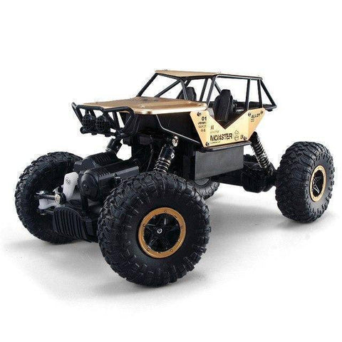 Image of Off-Road 4x4 Rock Crawler RC