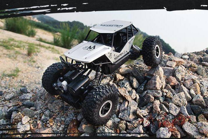Off-Road 4x4 Rock Crawler RC