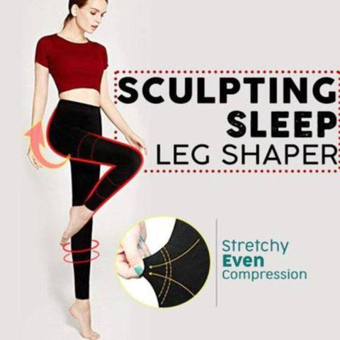 Image of Sculpting Leg Shaper