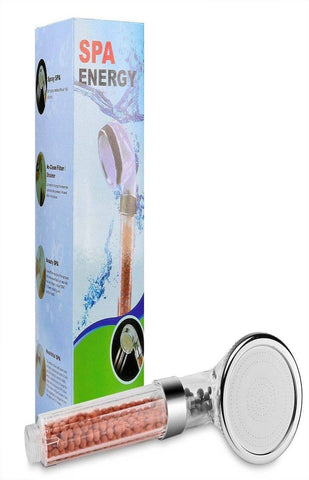 Ionic Filtration Water Pressure Shower Head