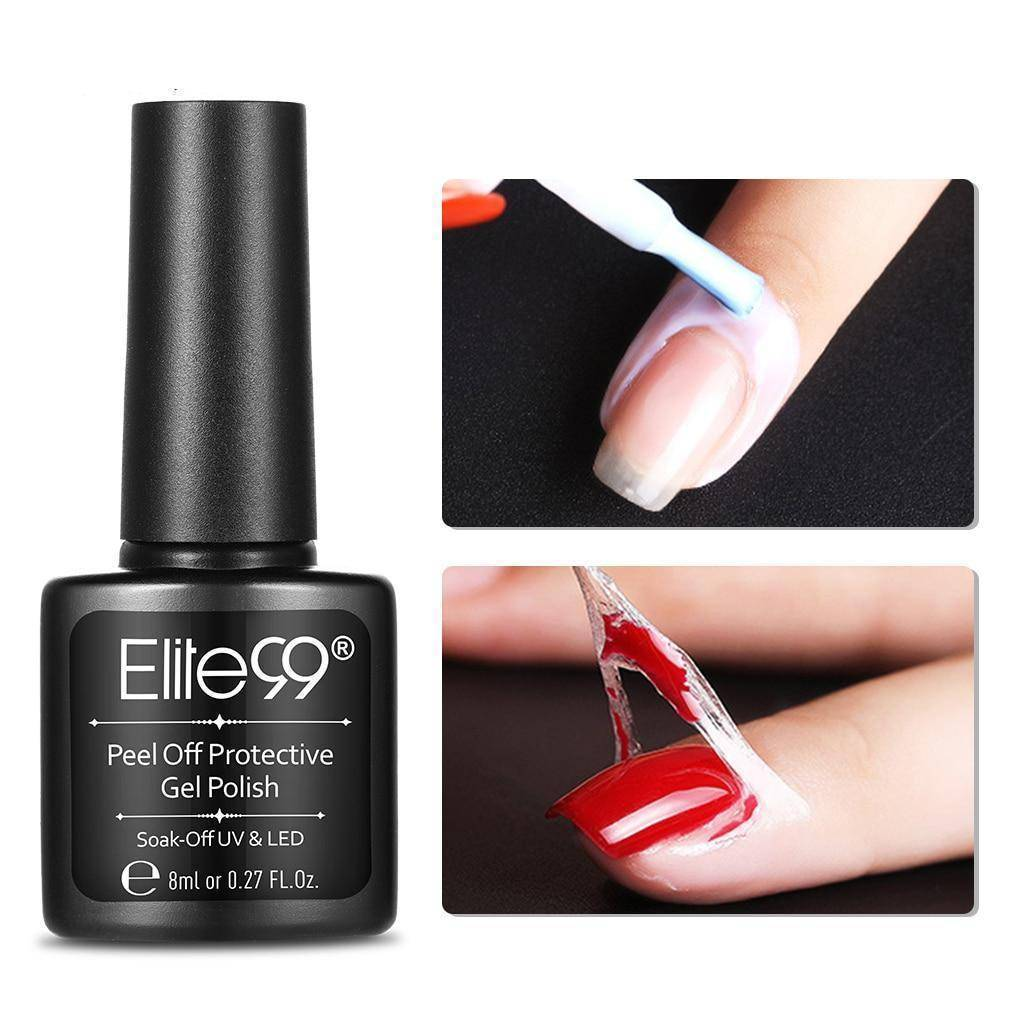 Peel Off Nail Base Coat