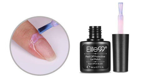 Image of Peel Off Nail Base Coat
