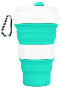 Image of Silicone Foldable Cup