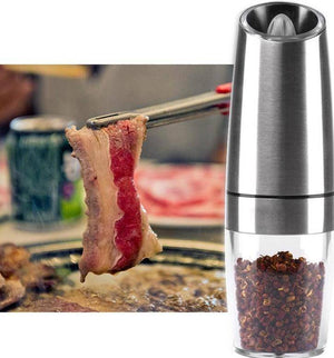Automatic Electric Spice Herb Pepper Grinder