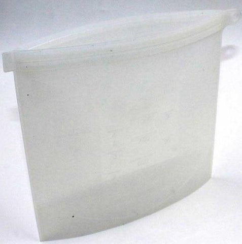 Image of Reusable Silicone Food Bag