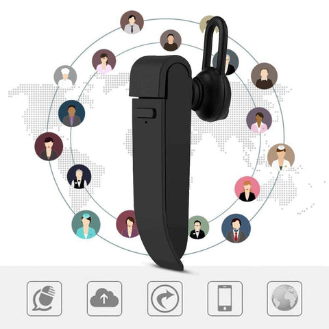 Image of Portable Multi-Language Bluetooth Smart Voice Translator