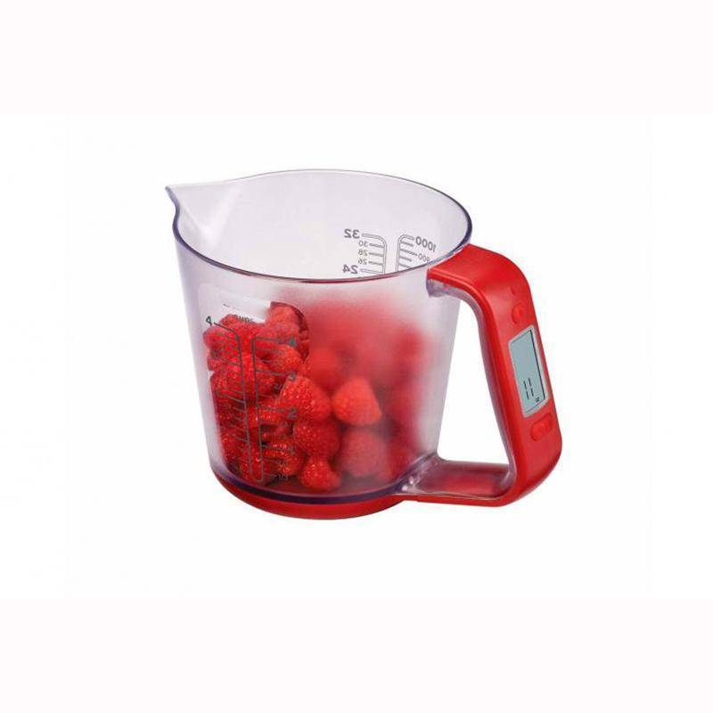 Digital Auto-Measuring Cup Scale