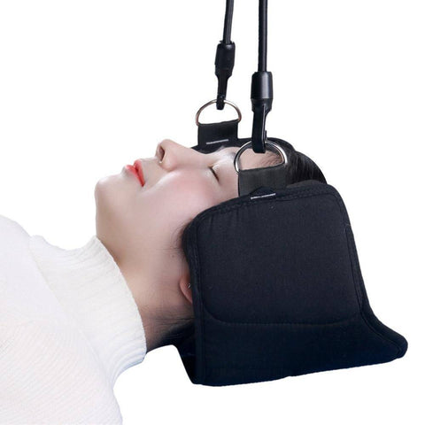 Image of Portable Neck Pain Relief Hammock