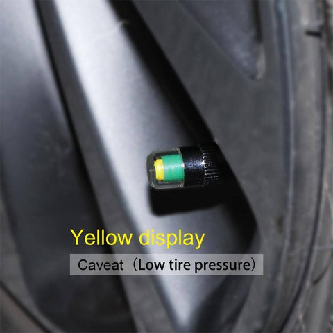 Image of Tire Pressure Monitor