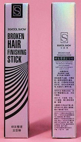 Image of Broken Hair Finishing Artifact Stick
