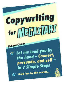 Copywriting for Megastars Book