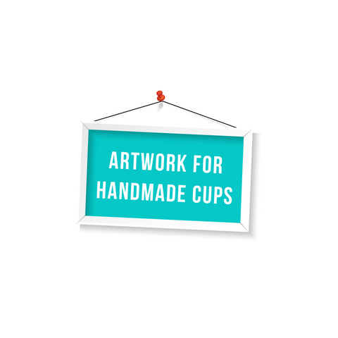 Handmade Gratitude Cup,handmade cup - verb.ly