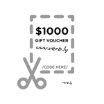 $1000 Gift Voucher,Gift Voucher - verb.ly