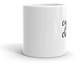 Cup of Chat,mug - verb.ly