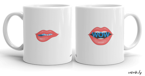 Deaf Mug – Don't Mumble,mug - verb.ly