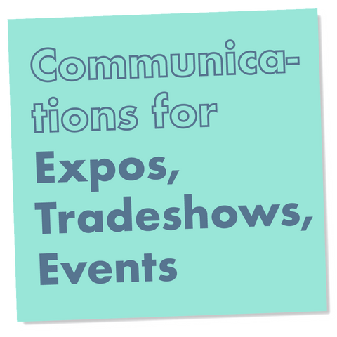 Promotional-Item-Communications for Expos, Tradeshows, and Events-www.verb.ly