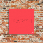 Earth Art (canvas print),Canvas Print - verb.ly