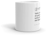 Elon Musk, Start Digging Mug, - verb.ly