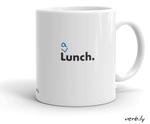Stay Hungry Mug – Launch,mug - verb.ly