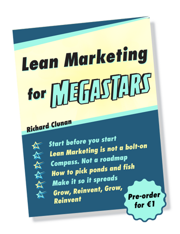 Lean Marketing for Megastars, - verb.ly