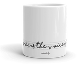 Mewsic is the Voice of My Soul,mugs - verb.ly