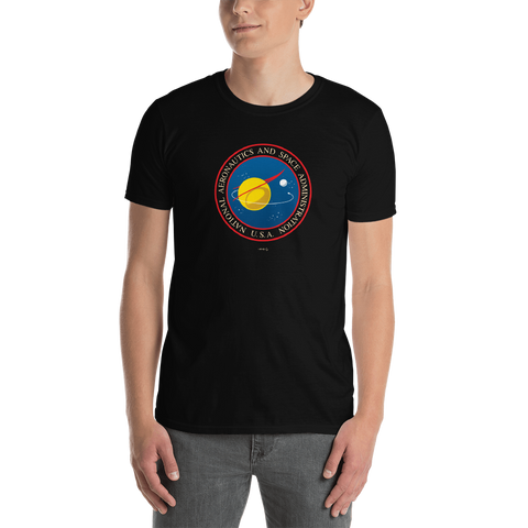Retro Nasa T-Shirt,t-shirt - verb.ly