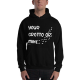 Your Grotto Or Mine, Hooded Sweatshirt,hoodies - verb.ly