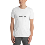Swimmer's Unisex T-Shirt,t-shirt - verb.ly