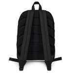 Backpack – with any verb.ly concept in all-over print,Backpack - verb.ly