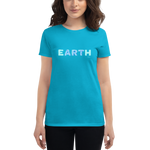 Earth Art (work sample),t-shirt - verb.ly