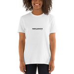 Art-Tshirt-Influenza (Influencer), Unisex T-Shirt-www.verb.ly