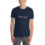 Funny-Tshirt-Drop the Story, Unisex T-Shirt-www.verb.ly