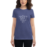 If you'll be my Sweetheart I will be your Beau, Women's t-shirt