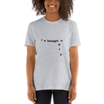 Reimagine, Unisex T-Shirt,t-shirt - verb.ly