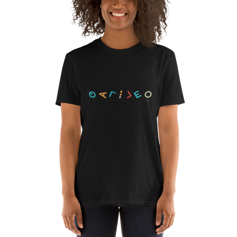 Galileo Sun-centred Solar System, Unisex T-Shirt,t-shirt - verb.ly